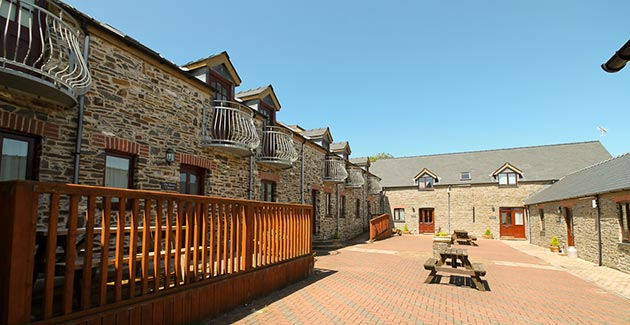 Aber Holiday Cottages - Aberystwyth accommodation - Mid Wales