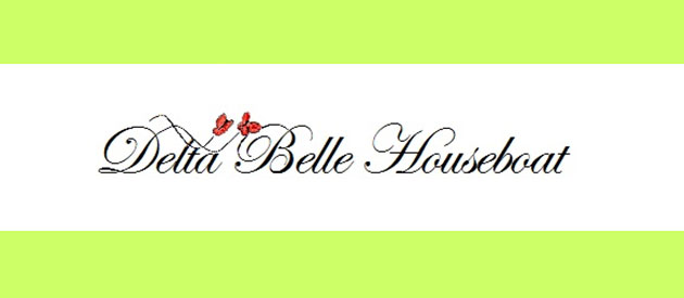 THE DELTA BELLE HOUSEBOAT