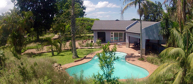 ilanda Guest House - White River accommodation - Mpumalanga