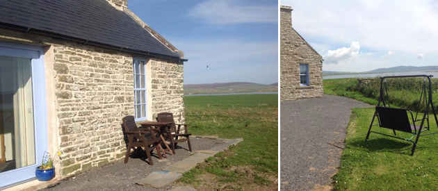 ORKNEY COTTAGES