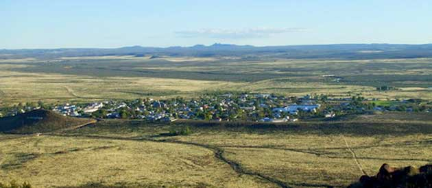 Williston is a quaint little town in the Karoo area of the Northern Cape province of South Africa.